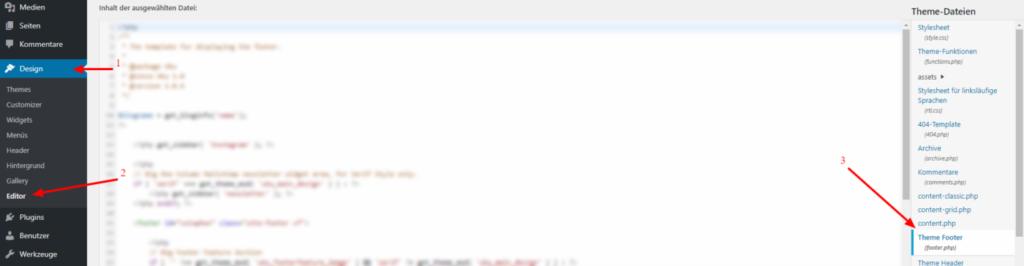 Wordpress present