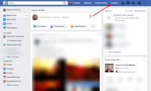 Facebook-Seite-erstellen