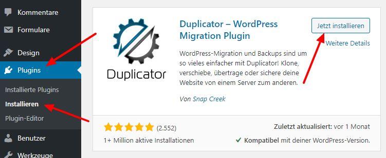 Plugins-hinzufügen-Duplicator