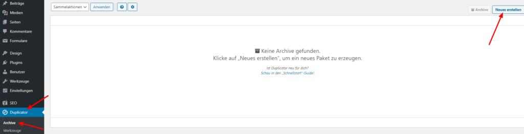 Archive-Duplicator